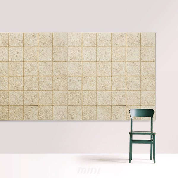 mini 木泥小方磚 - 情境圖